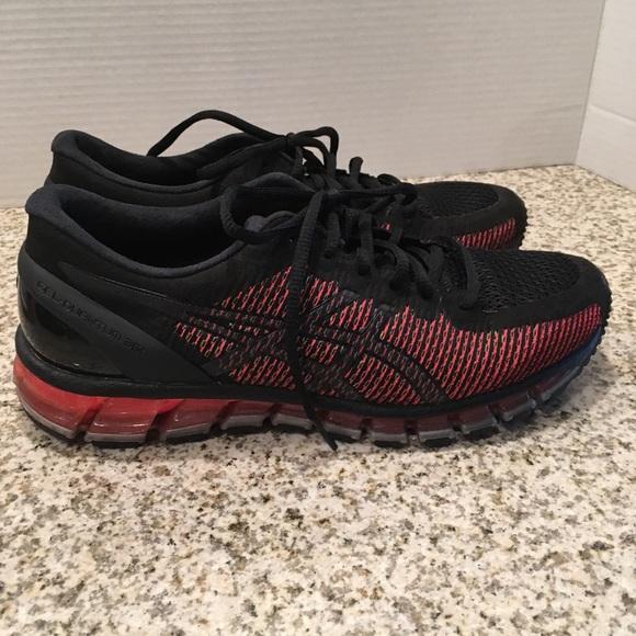 newest 46b4b 74b0e Asics Shoes - ASICS Gel Quantum 360 Black Gecko Running shoes